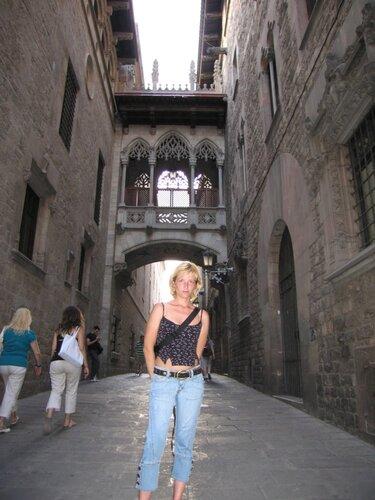 Барселона, Готический квартал
