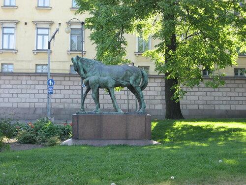 Конь-конёнок