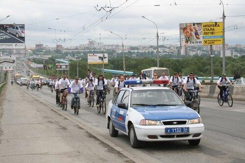 Новосибирск. Коммунальный мост