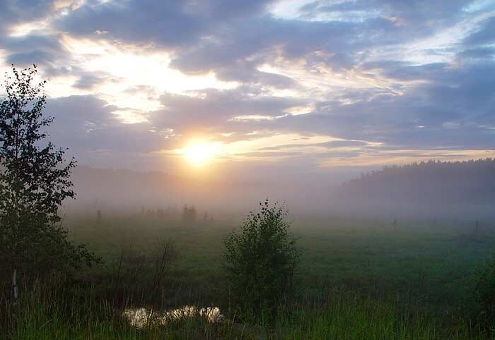 от.  85. svyato.  Основная река района Обь.