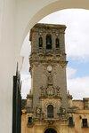Arcos. Церковь, где понамешано кучу стилей.