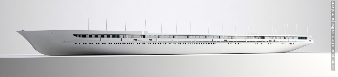 создание компьютерной 3D модели теплохода Александр Суворов