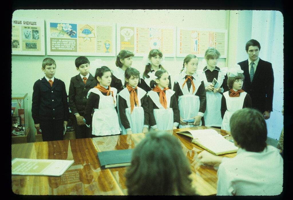 1984 Children_at_Coal_Mine_Training_Center_Donetsk.jpg