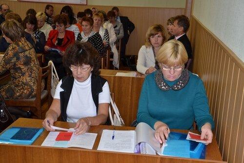 отчетно выборная в алатырском районе