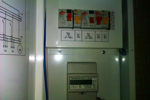 Вызов электрика аварийной службы в квартиру: Заречная улица (Парнас), Выборгский район СПб