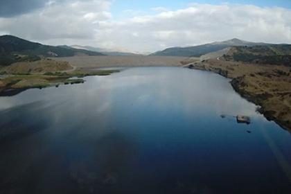 На Крите затоплена средневековая деревня