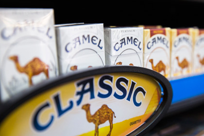Американская табачная компания запретила сотрудникам перекуры на рабочих местах