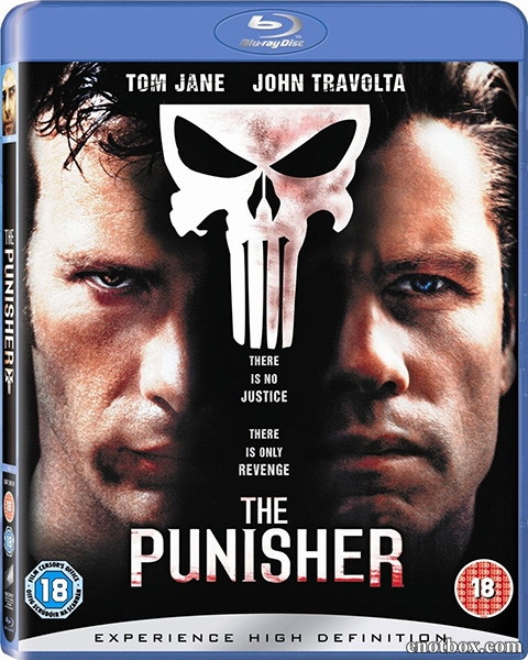 Каратель / The Punisher (2004/BDRip/HDRip)