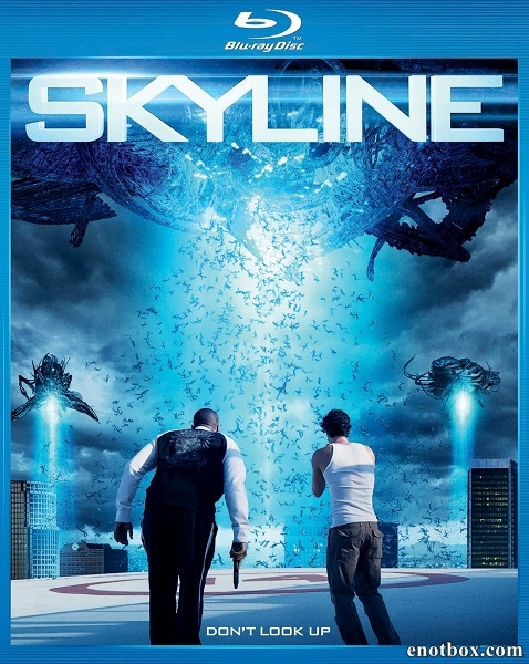 Скайлайн / Skyline (2010/BDRip/HDRip)