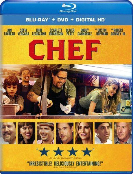 ����� �� ������� / Chef (2014) BDRip 1080p/720p + HDRip