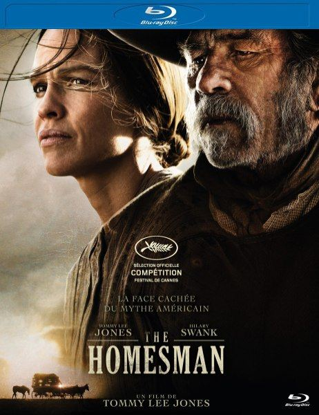 Местный / The Homesman (2014) BDRip 1080p/720p + HDRip