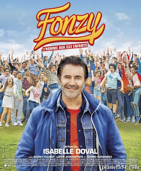 Фонзи / Fonzy (2013/HDRip)