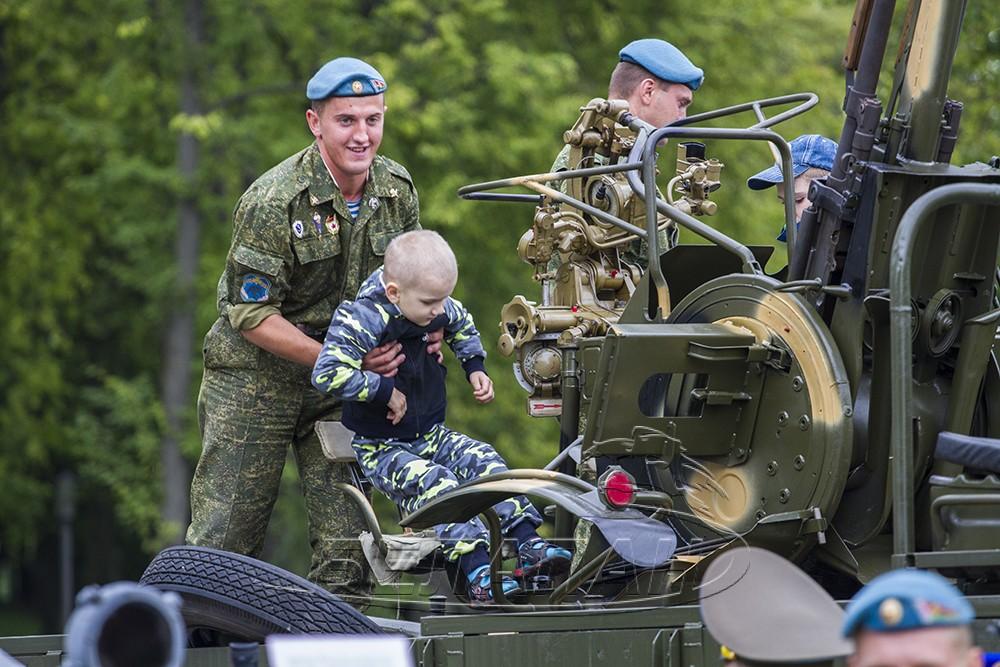В Минске 1 августа пройдут праздничные мероприятия ко Дню десантника и сил спецопераций