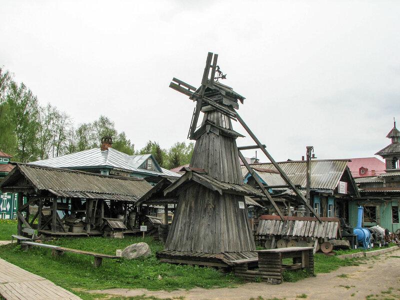 Достопримечательности Мышкина: Историко-этнографический музей в Мышкине