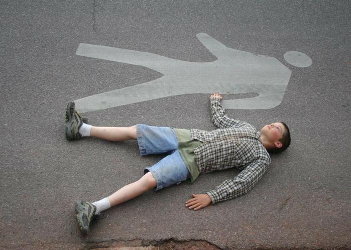 Берегись автомобиля! 5 смертельных заблуждений пешехода