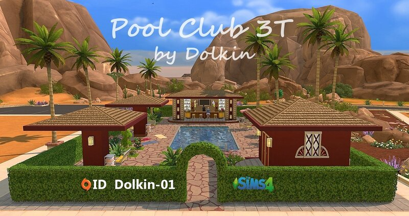 Pool Club 3T by Dolkin