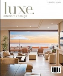 Журнал Luxe Interior + Design - Vol.11 №1 2013 (Orange County)