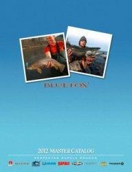 Журнал Blue Fox 2012. Master Catalog
