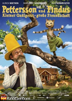Pettersson und Findus: Kleiner Quälgeist - große Freundschaft (2014)