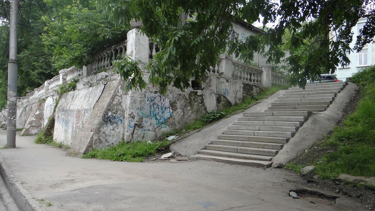 Владивосток, старая улица