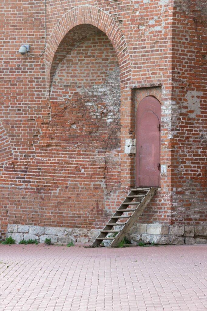 Крепостная стена, Нижегородский кремль
