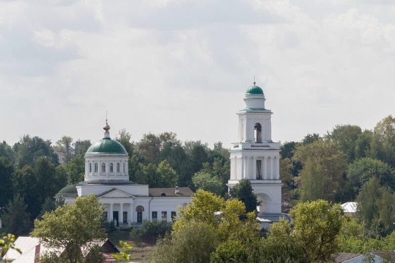 Собор Иконы Божией Матери Оковецкая, Ржев