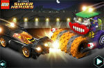 Лего Супер Герои Смертельные гонки