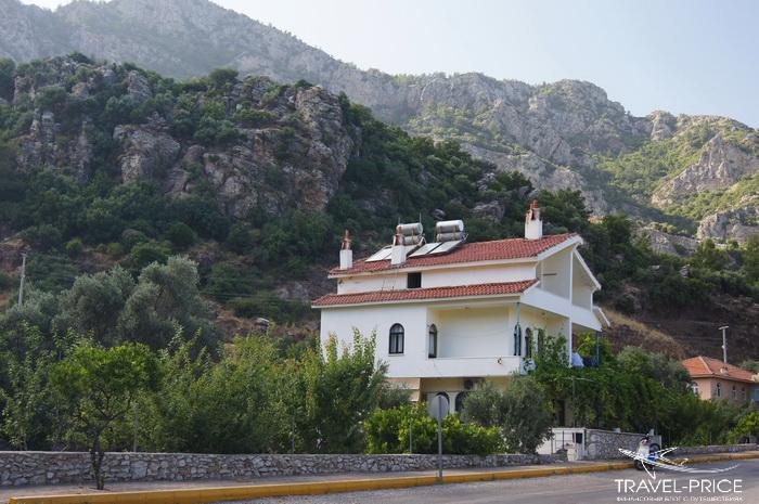 Дом отшельника в Турунче