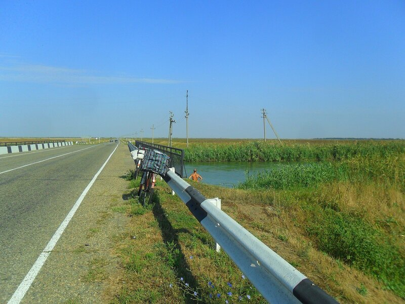 По дорогам Кубани, велопробег, август 2014