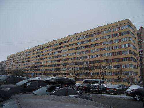 ул. Ольги Форш 15к1