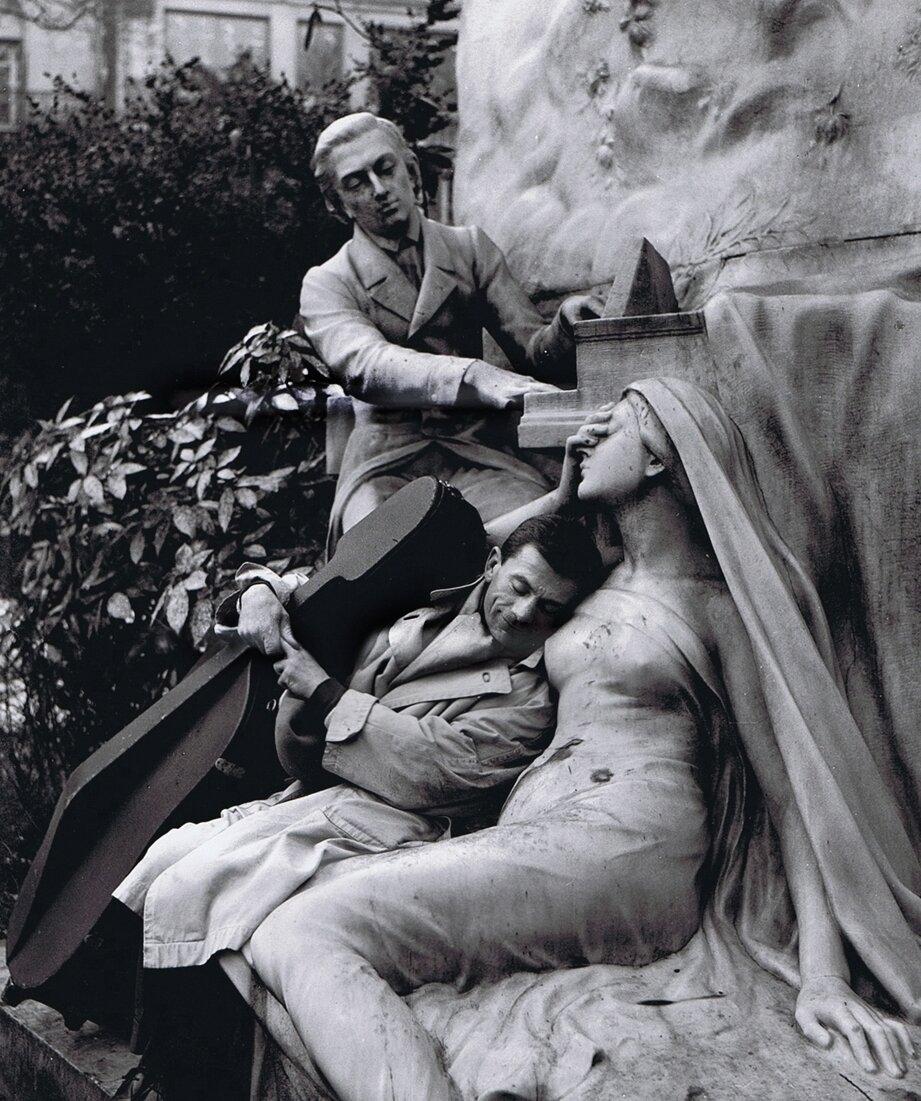 1950. Морис Буке, Шопен и его муза