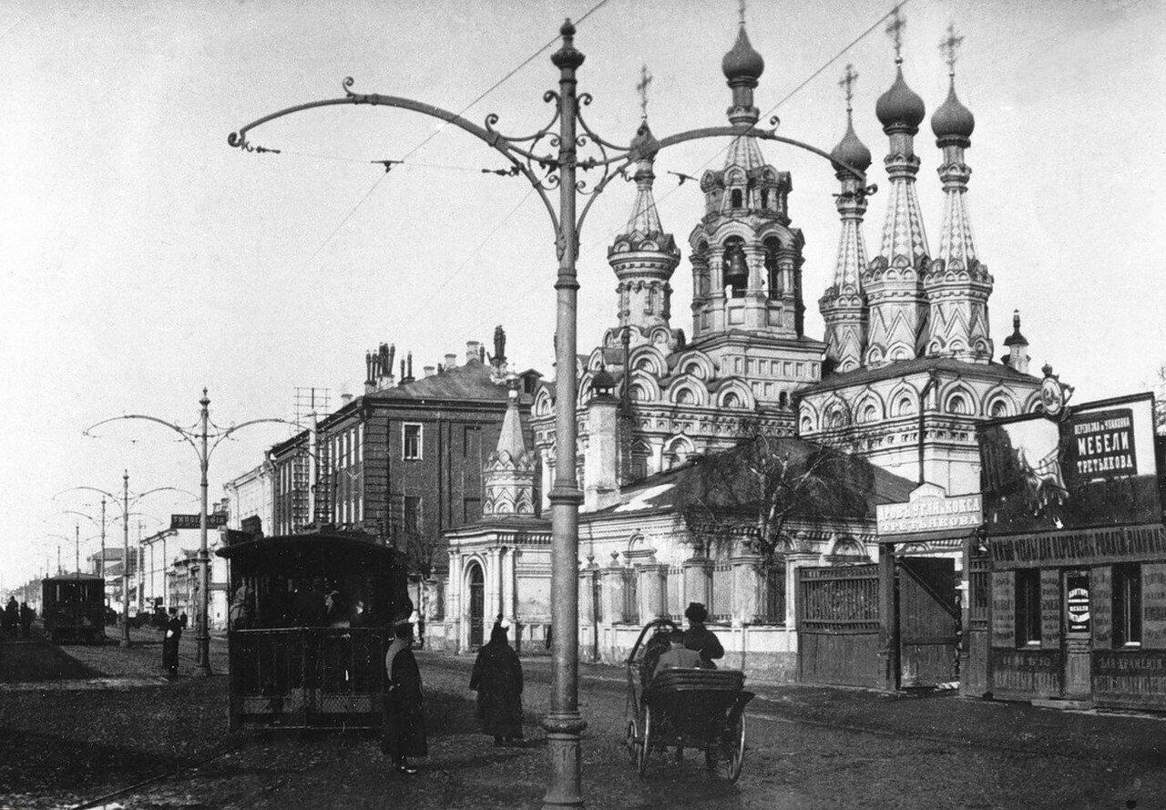 455. Церковь Рождества Богородицы в Путинках