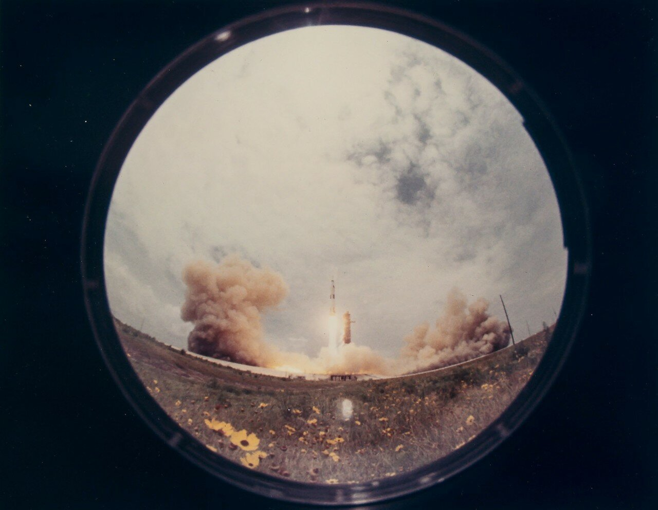 1969. 18 мая. Старт «Аполлона-10»