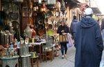 Марракеш, базар