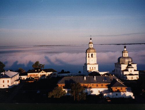 Абалакский Свято-Знаменский монастырь