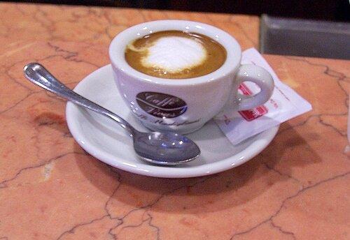 итальянское кофе