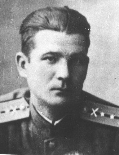 Капитан Украинцев Ф.И.