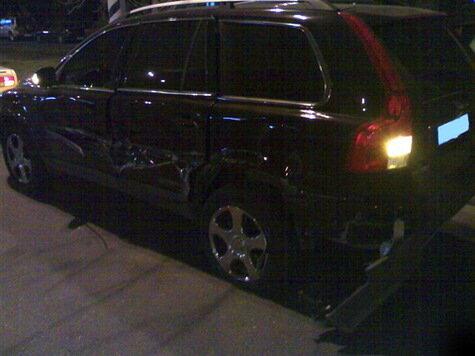 Volvo XC90 и отвратительный сервис