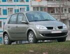 Renault Scenic. Смена декораций