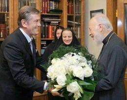 Блаженніший Митрополит Київський і всієї України Володимир святкує День народження