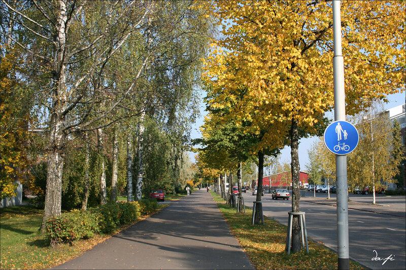 По финской улице