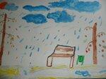 Ливанова Вера (рук. Протасова Нина Викторовна) - Осенний дождь