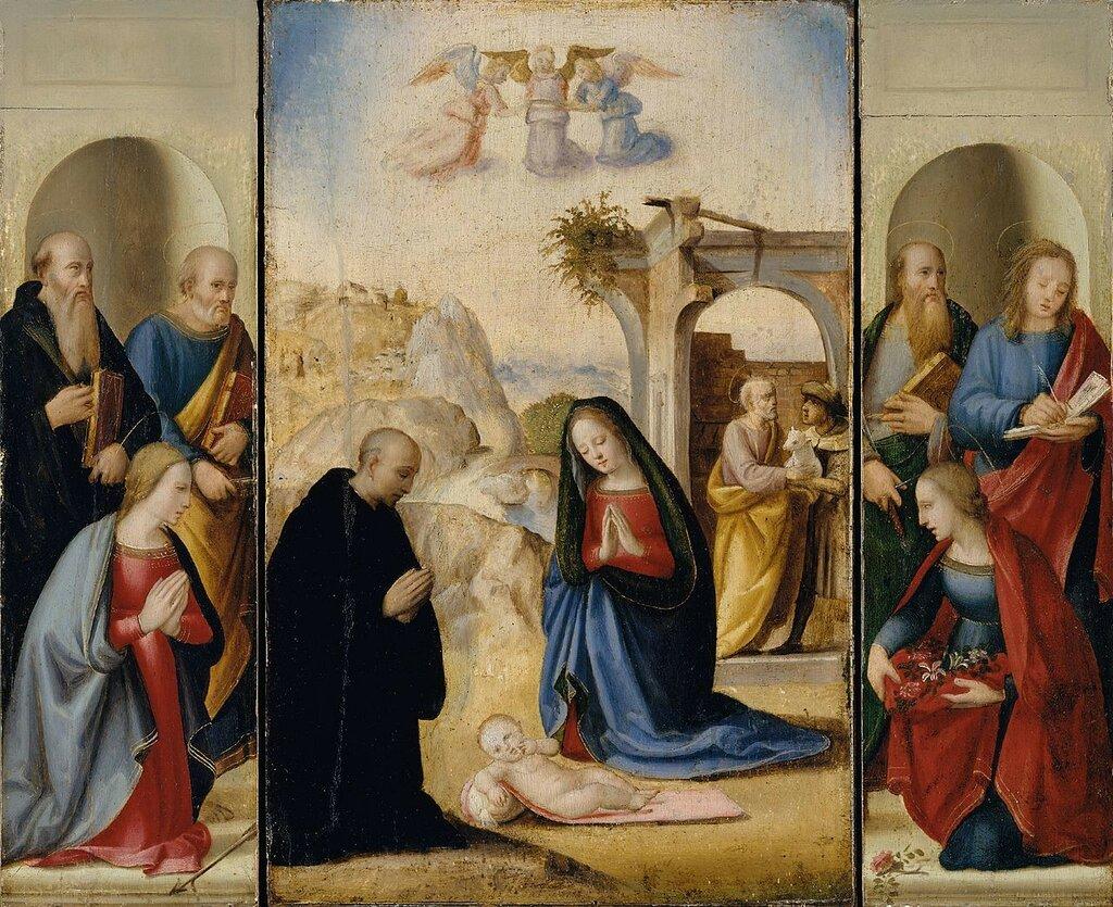 Ridolfo_Ghirlandaio_Altarinoок. 1509-1515.jpg