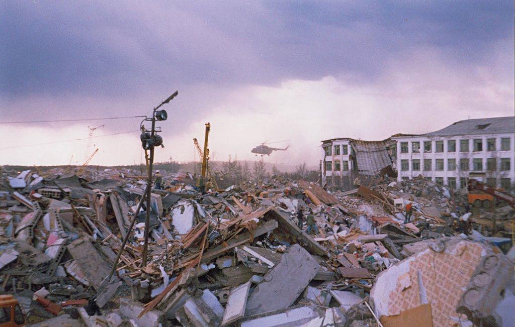 Города-призраки, в которых раньше кипела жизнь