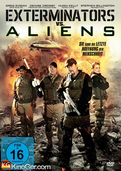 Exterminators vs. Aliens (2013)