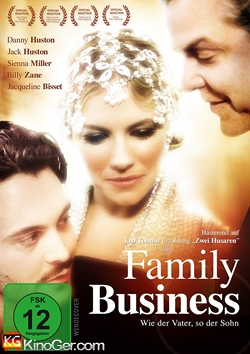 Family Business - Wie der Vater, so der Sohn (2012)