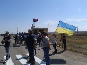 Прекращение потока контрабанды в оккупированный Крым