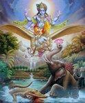 vishnu_garuda_gajendra_makara-Вишну,Гаруда,Гаджендра,Макара.jpg