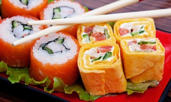 Суши и роллы – классика японской кухни