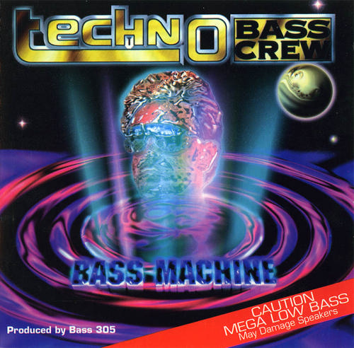 Techno Bass Crew - Bass Machine (2008) MP3